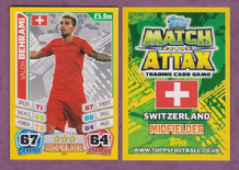 Switzerland Valon Behrami Napoli 220